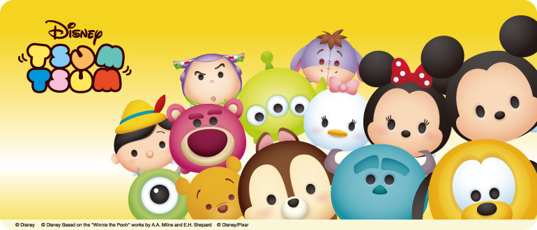 1000 images about tsum tsum on pinterest for Tsum tsum watch